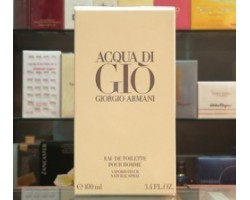 Acqua di Giò - Giorgio Armani Eau de Toilette 100ml Edt Spray