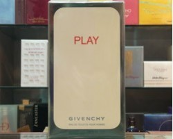 Play for Men - Givenchy Eau de Toilette 100ml Edt spray