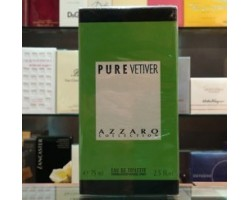 Pure Vetiver - Azzaro Collection Eau de Toilette 75ml Edt Spray