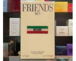 Friends - Moschino Eau de Toilette 75ml Edt spray