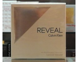 Reveal - Calvin Klein Eau de Parfum 100ml Edp spray