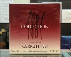 1881 Collection - Cerruti Eau de Parfum 50ml Edp Spray