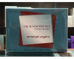 Apparition Homme - Emanuel Ungaro Eau de Toilette 100ml Edt spray