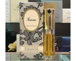 Femme Rochas Parfum 7,5ml Refill Spray Vintage