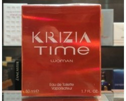 Krizia Time Woman - Eau de Toilette 50ml Edt Spray