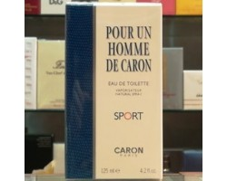 Pour un Homme Sport - Caron Eau de Toilette 125ml Edt Spray
