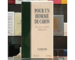 Pour un Homme de Caron - Eau de Toilette 125ml Edt Spray