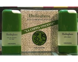Hurlingham La Coppia Vincente - Atkinsons Set - Eau de Cologne 36ml + Aftershave 36ml