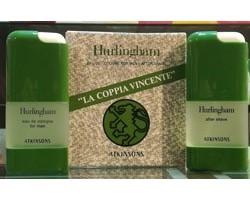 Hurlingham La Coppia Vincente - Atkinsons Set - Eau de Cologne 36ml + Aftershave 36ml