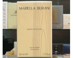 Nature d'Homme - Mariella Burani Eau de Toilette 50ml Edt Spray