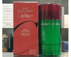 Must pour Homme - Cartier Deodorante Deo Stick 75ml