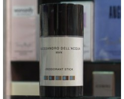 Alessandro dell'Acqua Man - Deodorante 75ml Deo Stick