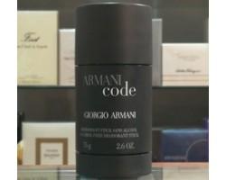 Armani Code - Giorgio Armani Deodorante 75ml Deo Stick