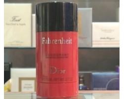 Fahrenheit - Christian Dior Deodorante 75ml Deo Stick