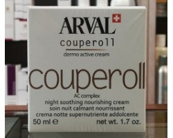 Arval Couperoll Crema Notte Supernutriente Addolcente 50ml