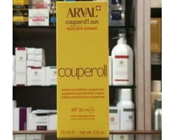 Arval Couperoll Sun Suncare Screen 75ml Spf 30 Crema Protettiva Couperose