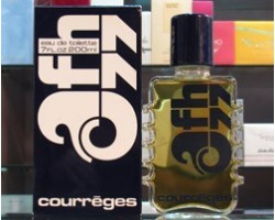 Fh 77 - Courreges Eau de Toilette 200ml Edt Splash Vintage