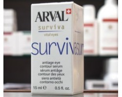 Arval Surviva Vital Eyes - Siero Antietà Contorno Occhi 15ml