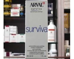 Arval Surviva - Trattamento Antirughe Contorno Occhi/Labbra 30ml