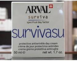Arval Surviva Crema Giorno Protettiva Antirughe 50ml
