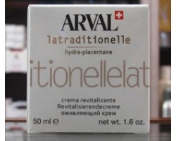 Arval La Traditionelle Hydra-Placentaire Crema Rivitalizzante Nutriente 50ml