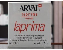Arval LaPrima Over50 - Crema Antirughe Dermocompattante 50ml