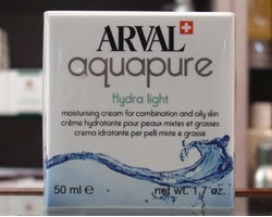 Arval Aquapure Hydra Light - Crema Idratante pelli miste/grasse 50ml