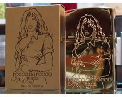 Roccobarocco Gold Jeans pour Femme Eau de Toilette 75ml Edt spray