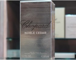Noble Cedar - Chopard Eau de Toilette 50ml Edt spray