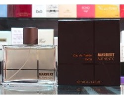 Authentic - Marbert Eau de Toilette 100ml Edt spray