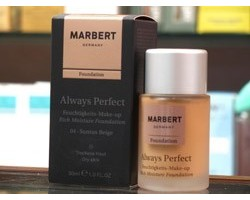 Marbert Always Perfect Foundation 04 - Suntan Beige Fondotinta