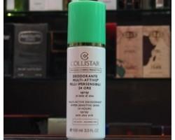 Collistar Deodorante Multi Attivo 24 ore 100ml - Pelli Ipersensibili