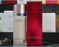 Rochas Man Aftershave Balm 75ml - Balsamo Dopobarba