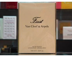 First - Van Cleef & Arpels Eau de Toilette 100ml Edt spray