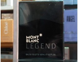 Legend - Mont Blanc Eau de Toilette 100ml Edt Spray