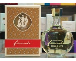 Farouche - Nina Ricci Eau de Toilette 50ml Edt splash