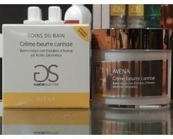 Gabor Soins du Bain - Burro Corpo con Estratto d'Avena e Acido Jaluronico 250ml