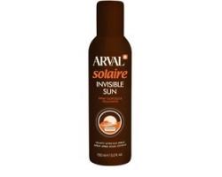Arval Solaire Invisible Sun 150ml - Spray Trasparente Protettivo