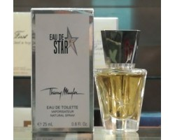 Eau de Star Thierry Mugler Eau de Toilette 25ml Edt Spray