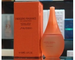 Shiseido Energizing Fragrance 50ml Eau Aromatique spray