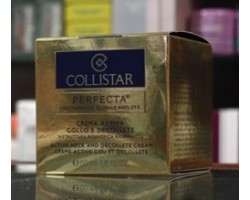 Collistar Perfecta Crema Attiva Collo e decolletè 50ml
