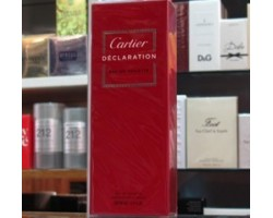 Declaration Cartier Eau de Toilette 100ml Edt spray