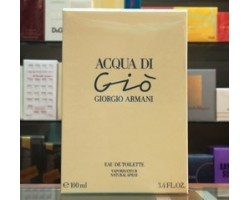 Acqua di Giò Donna - Giorgio Armani Eau de Tolette 100ml Edt spray