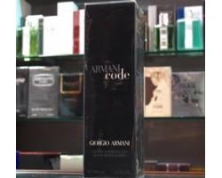 Armani Code Giorgio Armani Aftershave Lotion 100ml Dopobarba
