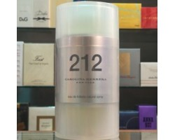 212 Carolina Herrera Eau de Toilette 100ml Edt spray