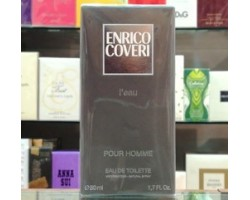 Enrico Coveri Pour Homme L'Eau Eau de Toilette 50ml Edt Spray