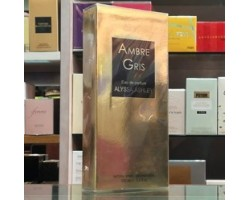 Ambre Gris Alyssa Ashley Eau de Parfum 30ml/100ml Edp Spray
