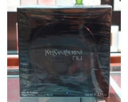 Nu - Ysl, Yves Saint Laurent Eau de Parfum 100ml Edp Spray