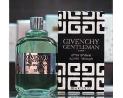Gentleman - Givenchy Aftershave 60ml Apres Rasage splash Vintage