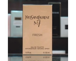 M7 Fresh - Ysl,Yves Saint Laurent Eau de Toilette 50ml Spray
